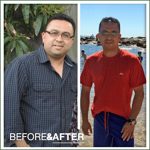 Lost 5% Body Fat in 12 Weeks