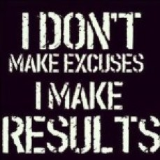 Exercise excuses busted