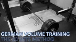 German volume training - Hematime Fitness