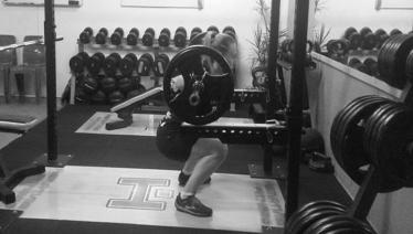 Bodybuilding - Jess Squat - build muscle