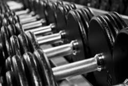 Machine vs free weights - dumbbell