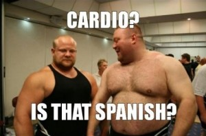 Cardio or Weights First - What is Cardio