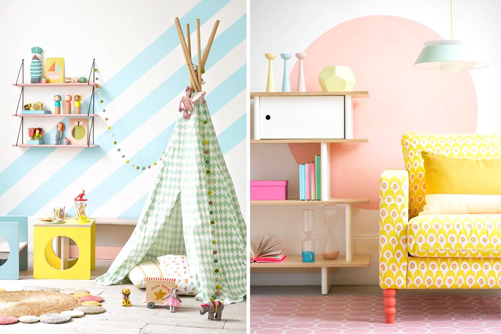DIY BLOG | hemelsblauw: Tip: De ideale woonkamer