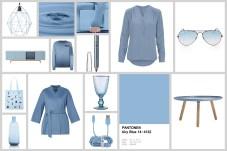 pantone airy blue moodboard