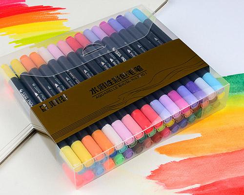 AliExpress.com favorieten van hemelsblauw - aquarelstiften