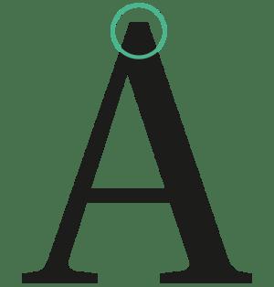 Anatomía de la tipografía ápice