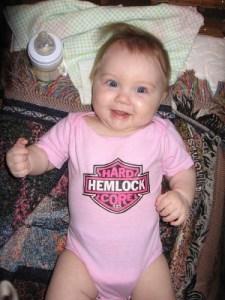 Hemlock Baby