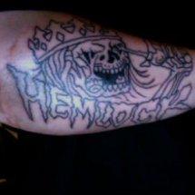 Hemlock, Hemlock band, band Hemlock, Hemlockworld, Hemlock tattoo, Hemlock H