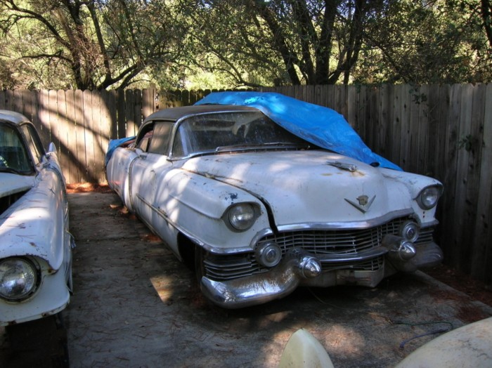 Hemmings Find of the Day     1954 Cadillac Eldorado co   Hemmings Daily Hemmings Find of the Day     1954 Cadillac Eldorado convertible
