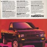 The Nissan D21 Hardbody The Tough Taut Truck Of 1986 Hemmings