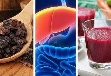 Limpia el hígado y la sangre con este remedio natural