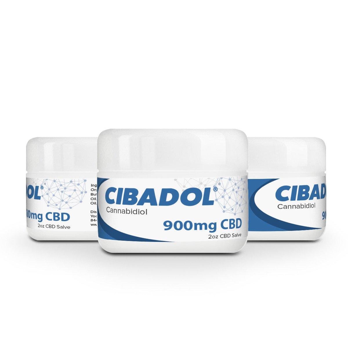 Cibadol – CBD Salve Extra Strength