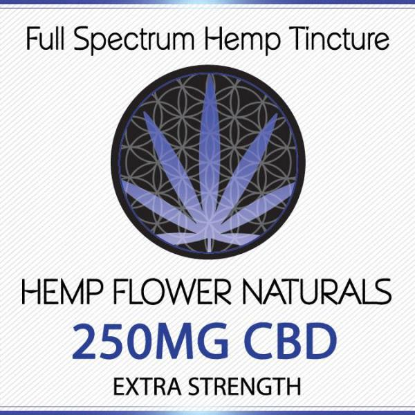 250mg CBD Tincture Trial Size for sale online