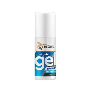 CBD Cooling Muscle Relief Gel