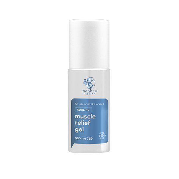 Cooling Muscle Relief gel