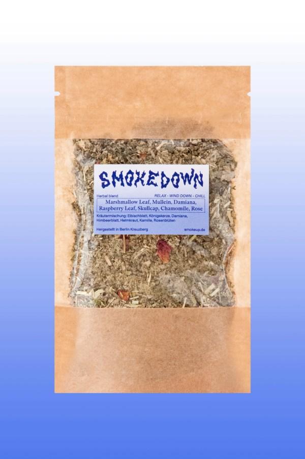 tobacco replacement smoke down