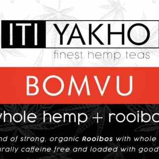 Rooibos and Hemp Tea