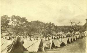 PCH Army Tents