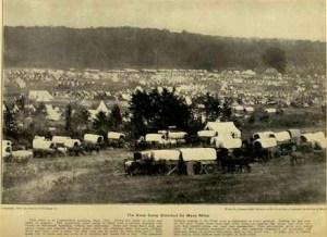 Tents WC Civil War