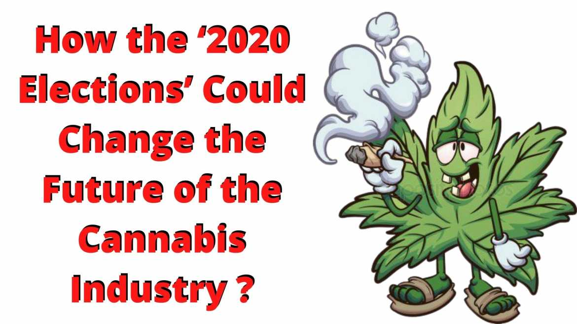 how the 2020 elections could change the future of the cannabis industry