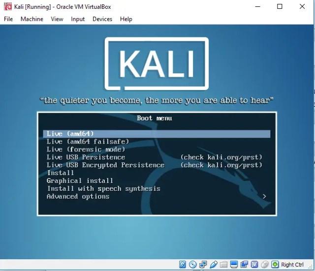 kaliinstall1