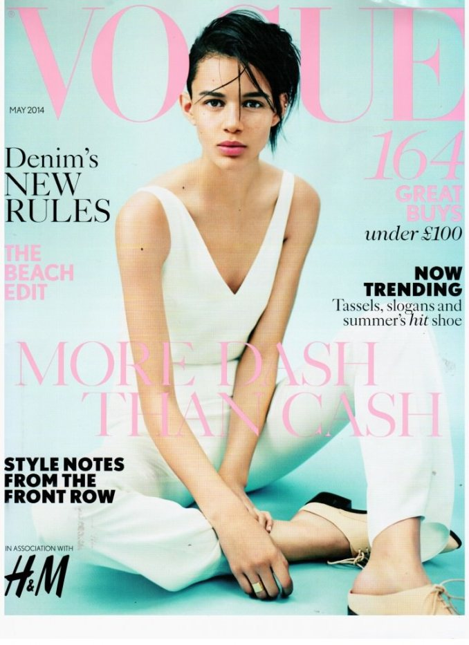 British Vogue - A Taste Of Summer - HEMSLEY + HEMSLEY