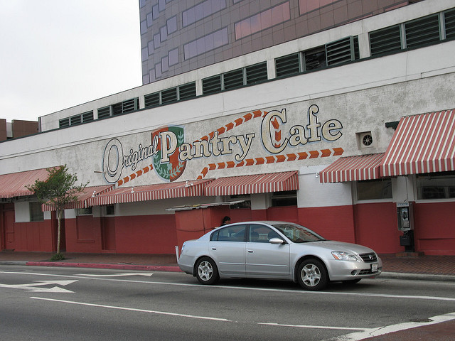 Original Pantry Cafe - Bob Doran