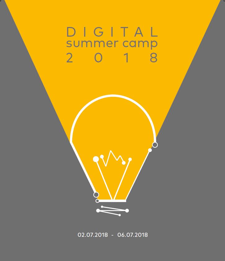 Digital Summer Camp by Hencke