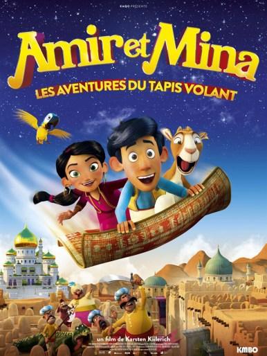 Affiche du film Amir et Mina