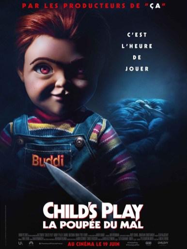 Affiche du film Child's play