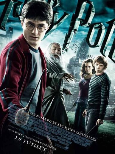 Affiche du film Harry Potter et le prince du sang mêlé - 6