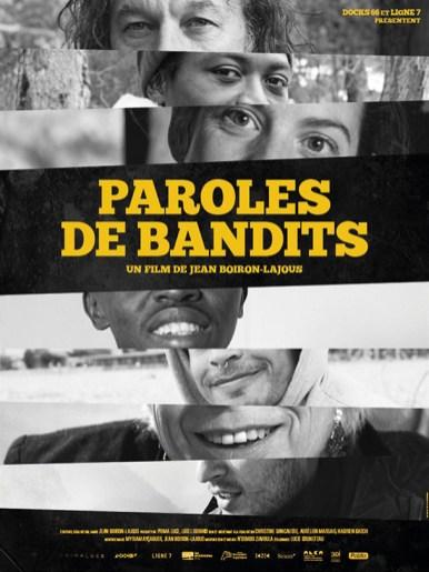 Affiche du film Paroles de bandits