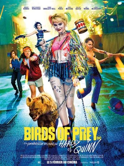 Affiche du film Birds of prey
