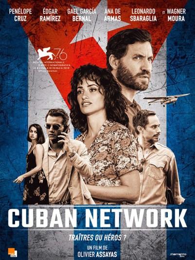 Affiche du film Cuban network