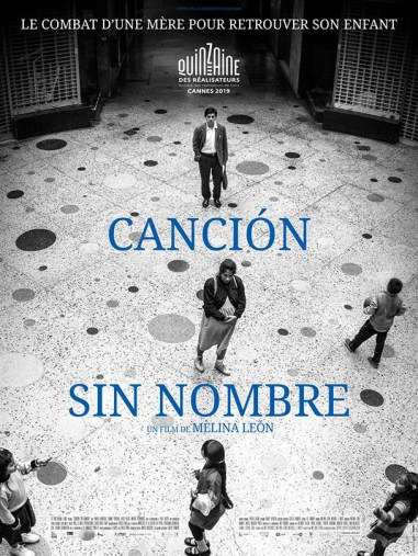 Affiche du film Cancion sin nombre