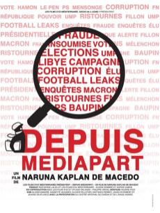 Affiche du film Depuis Mediapart