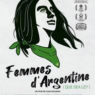 Affiche du film Femmes d'Argentine
