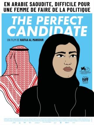 Affiche du film The perfect candidate