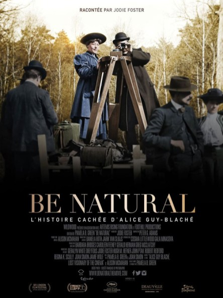 Affiche du film Be natural