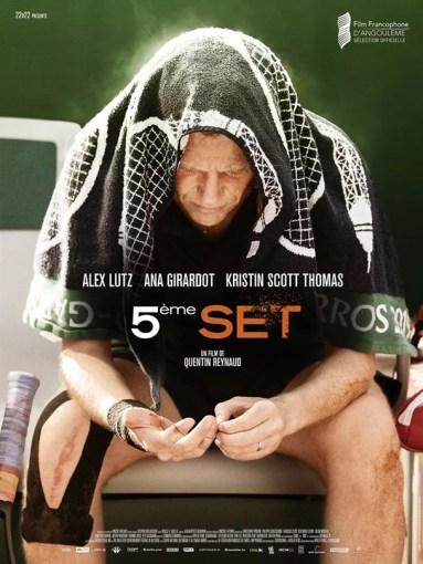 Affiche du film 5ème set
