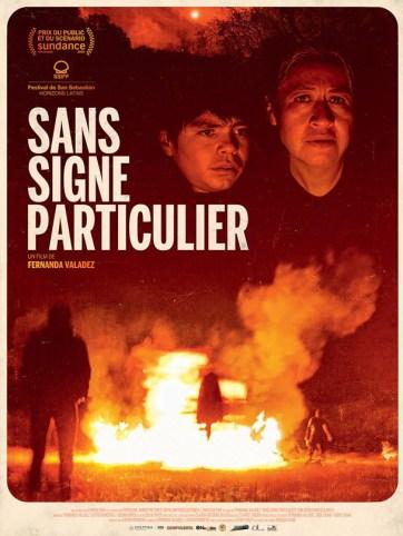 Affiche du film Sans signe particulier