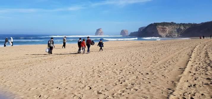 nettoyage-littoral-plage