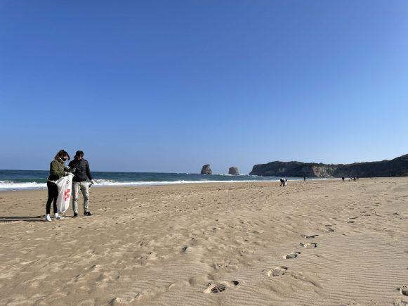 nettoyage des plages 2021 - Bixkiak2