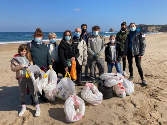 nettoyage des plages 2021 - Deux jumeaux argazkia 3