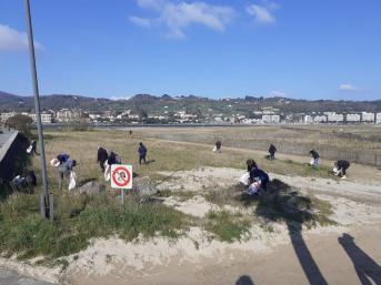 nettoyage des plages 2021 - Sokoburu 1