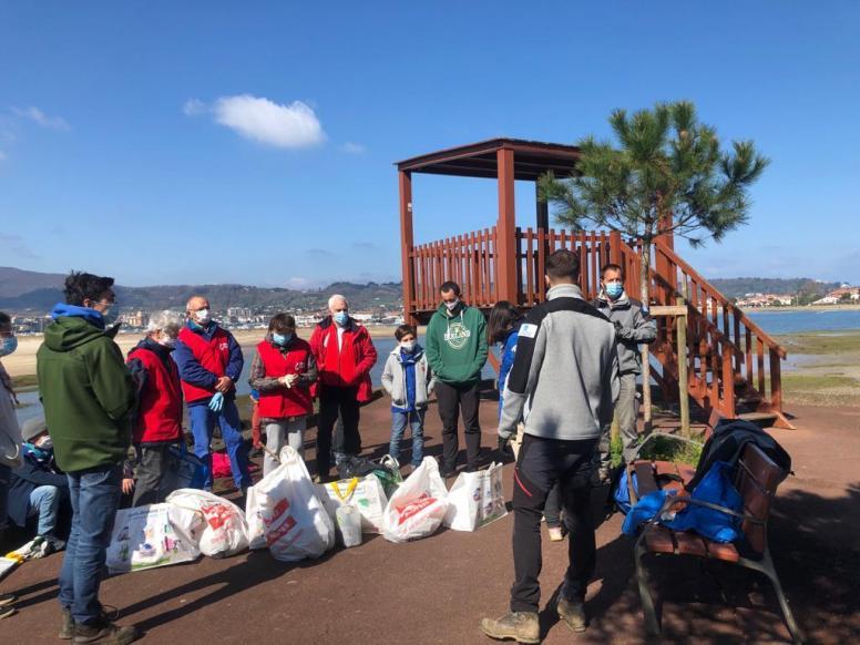 nettoyage des plages 2021 - Txingudy argazkia