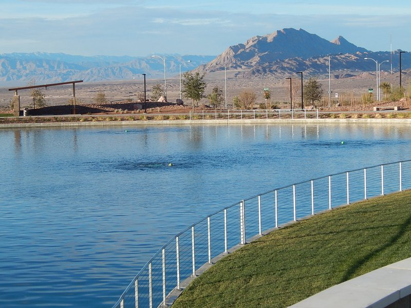 A park in the Cadence master plan - Henderson NV