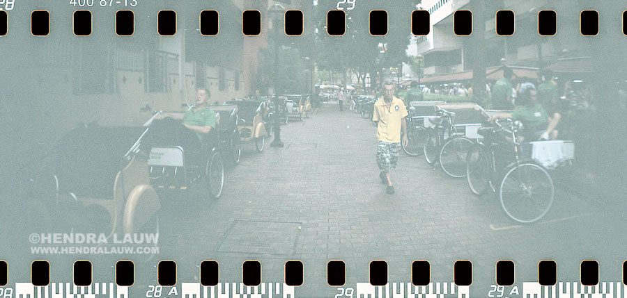 Lomography – Sprocket Rocket