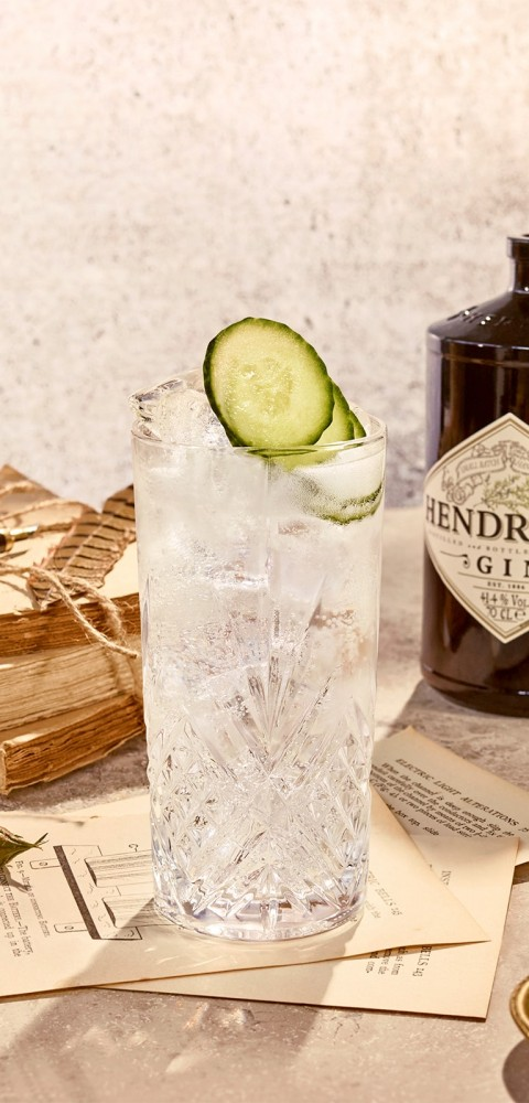 Gin And Tonic Recipe How To Make The Perfect G T Hendrick S Gin