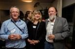 Ken Barris, Jo-Anne Duggan and Sean Duggan   photo credit: Oscar O'Ryan